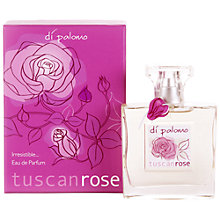 Buy Di Palomo Tuscan Rose Eau De Parfum, 50ml Online at johnlewis.com