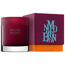 Buy Molton Brown Patchouli & Saffron Candle Online at johnlewis.com
