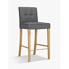 Buy John Lewis Simone Bar Chair, Grey Online at johnlewis.com