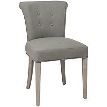 Buy Neptune Calverston Dining Chair, Aqua Grey Online at johnlewis.com