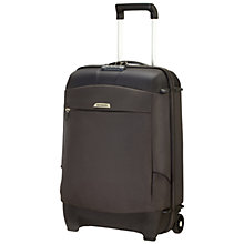 Buy Samsonite Motio 2-Wheel 55cm Cabin Suitcase, Graphite Online at johnlewis.com