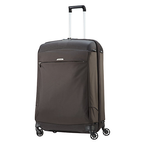Buy Samsonite Motio 4-Wheel Expandable Large Suitcase Online at johnlewis.com