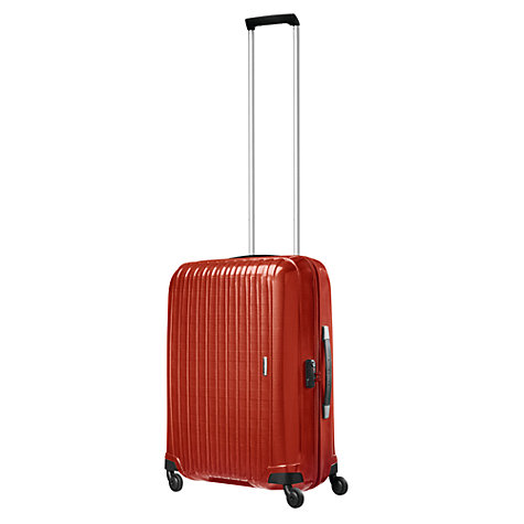 Buy Samsonite Chronolite 4-Wheel Cabin Suitcase Online at johnlewis.com