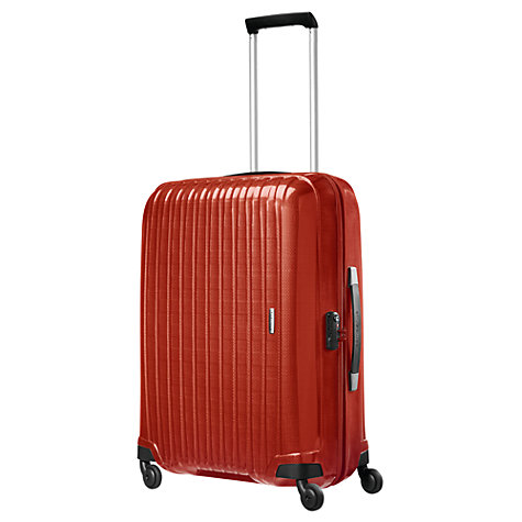 Buy Samsonite Chronolite 4-Wheel Medium Suitcase Online at johnlewis.com