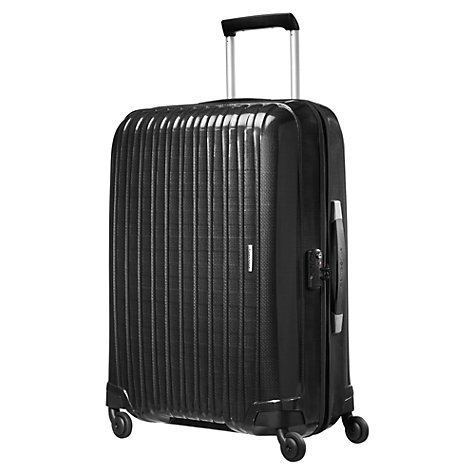 Buy Samsonite Chronolite 4-Wheel Large Suitcase Online at johnlewis.com