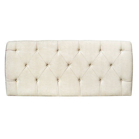 Buy John Lewis Elise Headboard, Super Kingsize Online at johnlewis.com