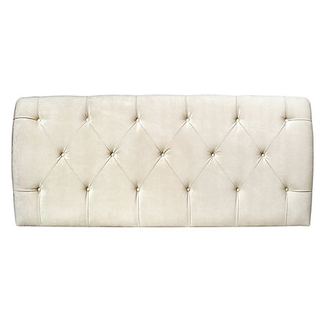 Buy John Lewis Elise Headboard, Single Online at johnlewis.com