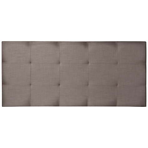 Buy John Lewis Farnham Headboard, Single Online at johnlewis.com