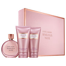 Buy Estée Lauder Sensuous Nude Sensual Gift Set Online at johnlewis.com