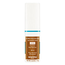 Buy Sisley Super Stick Solaire SPF 30, Colourless, 11g Online at johnlewis.com