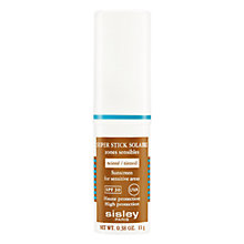 Buy Sisley Super Stick Solaire SPF 30, Tinted, 11g Online at johnlewis.com