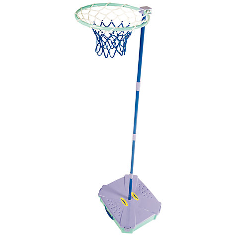 Buy TP236 All Surface Netball Hoop Set Online at johnlewis.com