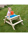 TP285 Early Fun Picnic Table Sandpit
