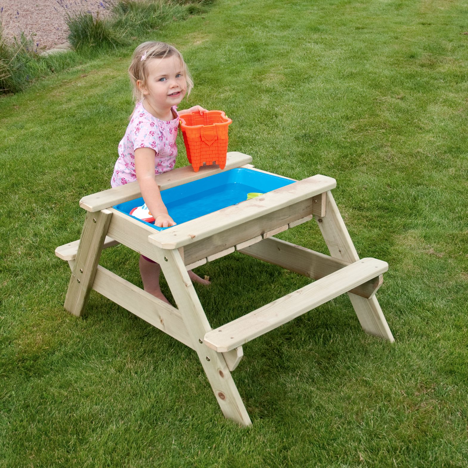 TP Toys TP Toys TP285 Early Fun Picnic Table Sandpit