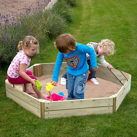 Buy TP342 Castlewood Sandpit Online at johnlewis.com