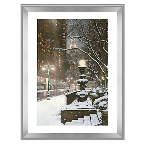Buy Rod Chase - City Lights Framed Print, 110.5 x 84.5cm Online at johnlewis.com
