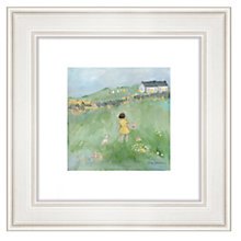 Buy Sue Fenlon - Meg Framed Print, 36.5 x 36.5cm Online at johnlewis.com