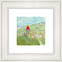 Buy Sue Fenlon - Sally Framed Print, 36.5 x 36.5cm Online at johnlewis.com