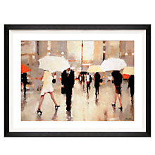 Buy Lorraine Christie - When Stars Collide Framed Print, 86 x 112cm Online at johnlewis.com