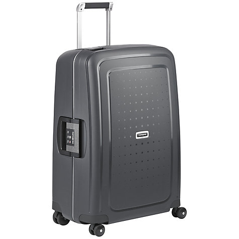 Buy Samsonite S'cure Delux 4-Wheel Medium Suitcase Online at johnlewis.com