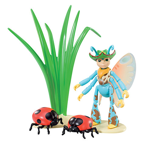 Buy Tree Fu Tom Deluxe Character Figure, Assorted Online at johnlewis.com