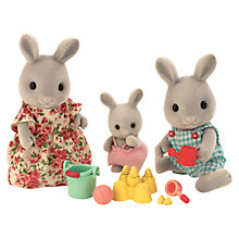 Buy Sylvanian Families The Babblebrooks' New Arrival Online at johnlewis.com