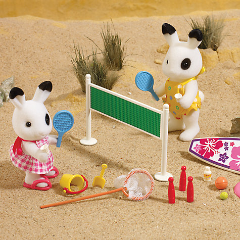 Buy Sylvanian Families Beach Fun and Games Online at johnlewis.com