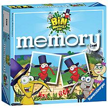 Buy Bin Weevils Memory Game Online at johnlewis.com