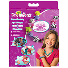 Buy Crayola Creations Origami Jewellery Online at johnlewis.com