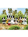 Sylvanian Families Celebration Badger Family