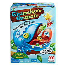 Buy Mattel Chameleon Crunch Online at johnlewis.com
