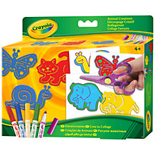 Buy Crayola Animal Creations Online at johnlewis.com