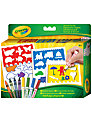 Crayola Stencil Fun Kit