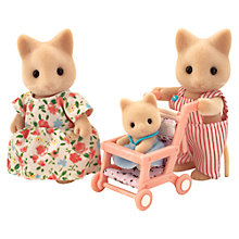 Buy Sylvanian Families The Devons' New Arrival Online at johnlewis.com