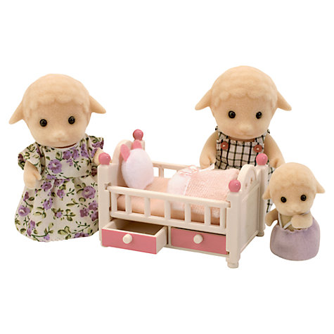 Buy Sylvanian Families The Dingles' New Arrival Online at johnlewis.com