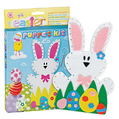 Make Your Own Easter Puppets Kit