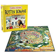 Buy Horrible Histories Rotten Romans Board Game Online at johnlewis.com