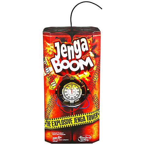 Buy Jenga Boom Online at johnlewis.com
