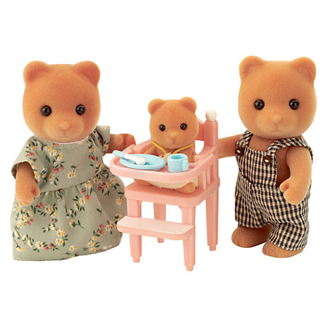 Buy Sylvanian Families The McFarlanes' New Arrival Online at johnlewis.com