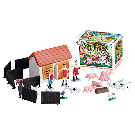 Buy Teeny Tiny Mini Farm Online at johnlewis.com