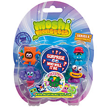 Buy Moshi Monsters Collectible Figure, Series 5, Assorted Online at johnlewis.com