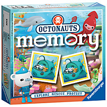 Buy Ravensburger Octonauts Memory Game Online at johnlewis.com
