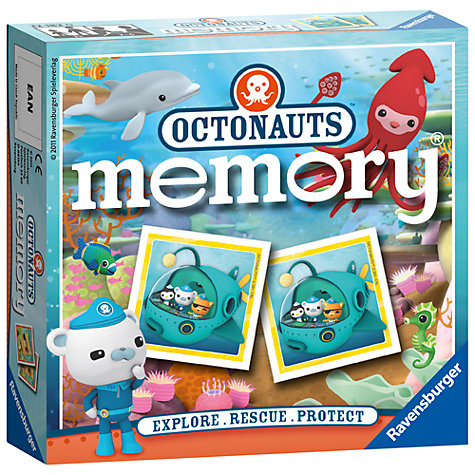 Buy Octonauts Memory Game Online at johnlewis.com