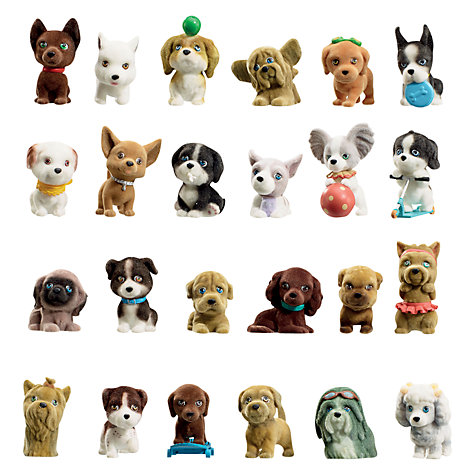 Buy Puppy in my Pocket So Soft Bags, Assorted Online at johnlewis.com