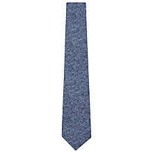 Buy Reiss Atari Plain Linen Tie Online at johnlewis.com
