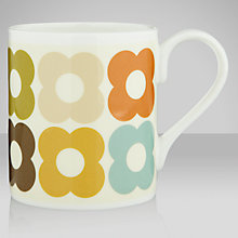 Buy Orla Kiely Multi Flower Mug Online at johnlewis.com