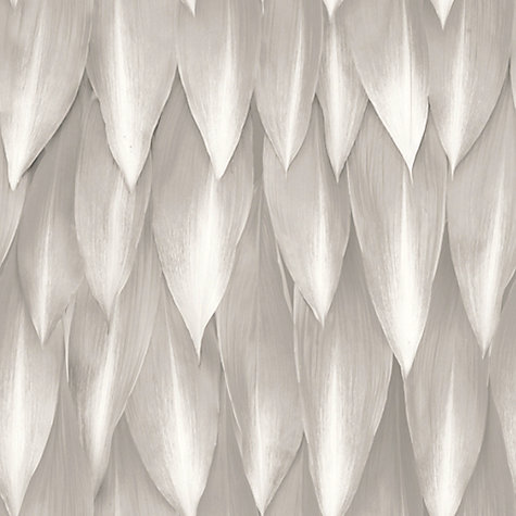 Buy Galerie Leaves Wallpaper Online at johnlewis.com