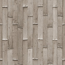 Buy Galerie Bamboo Wallpaper Online at johnlewis.com