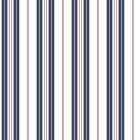 Buy Galerie Open Stripe Paste the Wall Wallpaper Online at johnlewis.com