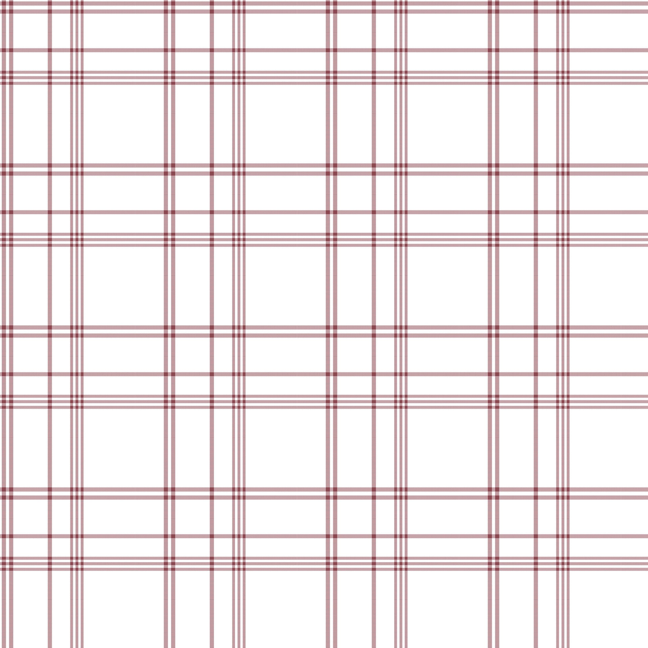 Galerie Galerie Marine Plaid Paste the Wall Wallpaper